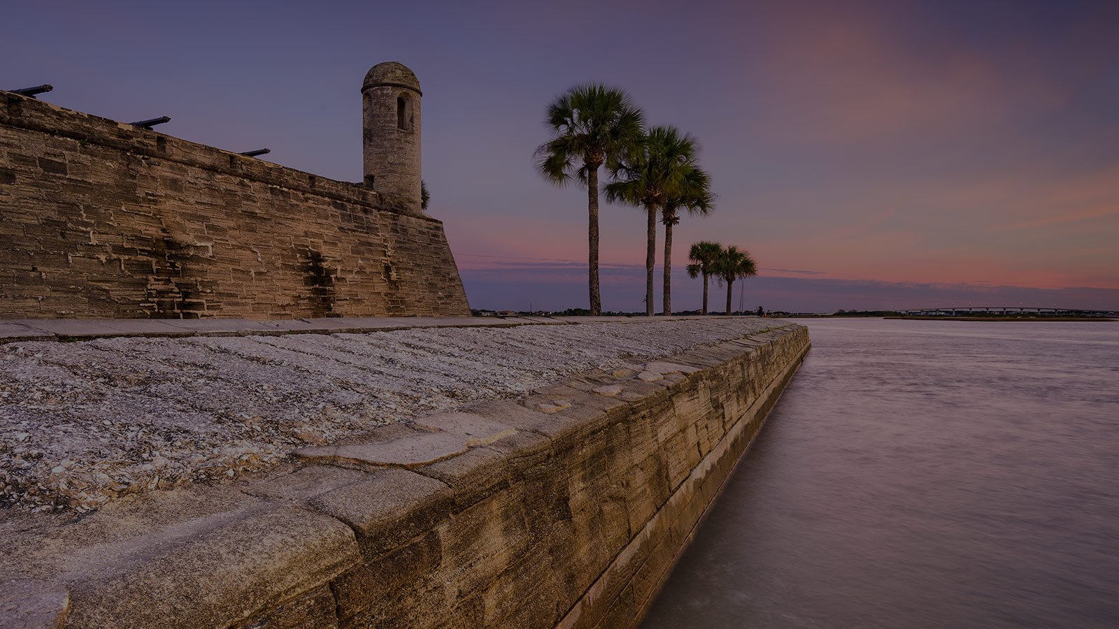 Explore St. Augustine's top attractions from our cozy and convenient independent hotel