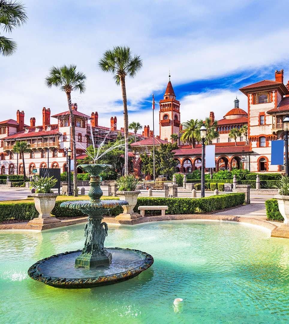 DISCOVER NEARBY ST. AUGUSTINE ATTRACTIONS WHILE STAYING AT OUR TOP-RANKED HOTEL