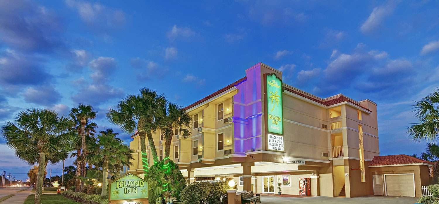 DISCOVER AFFORDABLE LODGING IN ST. AUGUSTINE, FLORIDA