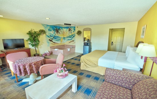 Welcome To St Augustine Island Inn - Hot Tub Suite